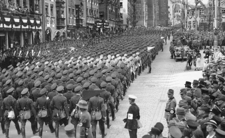 que es autoritarismo y totalitarismo