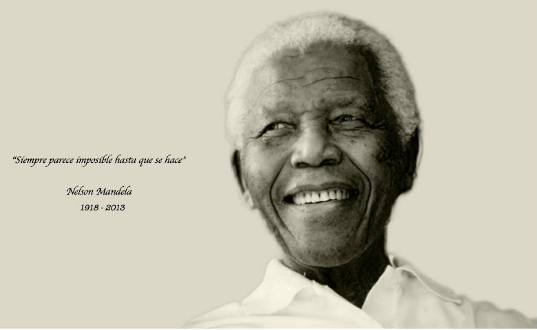 12 frases de Nelson Mandela