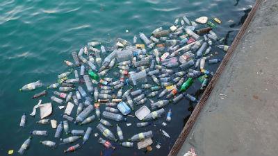 Islas de plastico