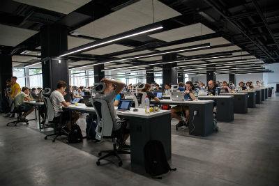 Nuevos ambientes de trabajo