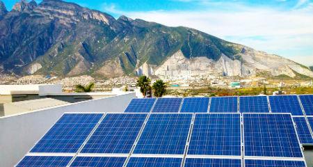 Uso de los paneles solares