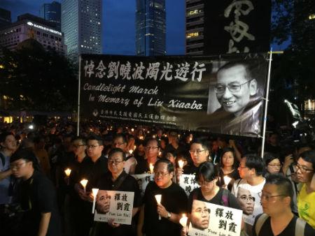 activista derechos humanos China