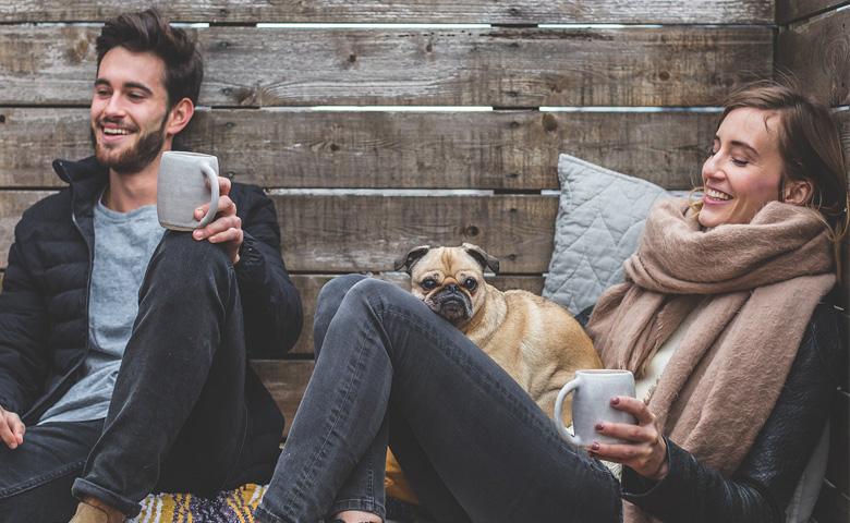 El fuerte vínculo entre el humano y sus mascotas