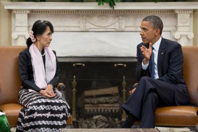 Con Obama