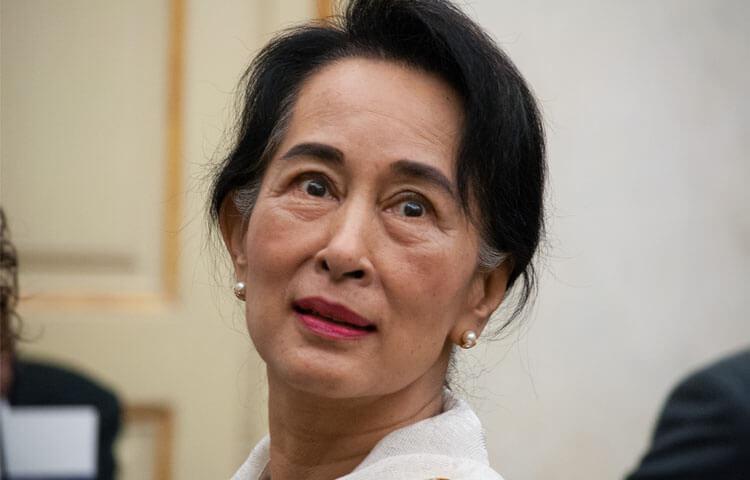 Biografía de Aung San Suu Kyi