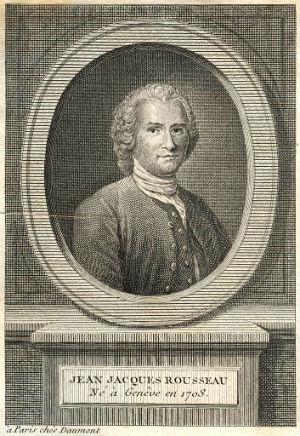 Doctrina pedagogica de Rousseau