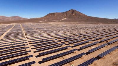 Energias renovables en paises pobres