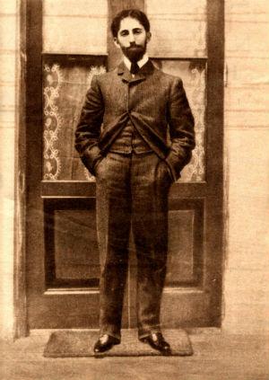 Horacio Quiroga en 1897
