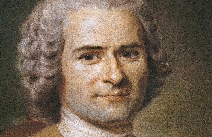 Biografía de Jean-Jacques Rousseau