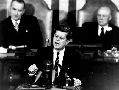 Kennedy en el Congreso