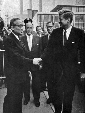 Politica de JFK