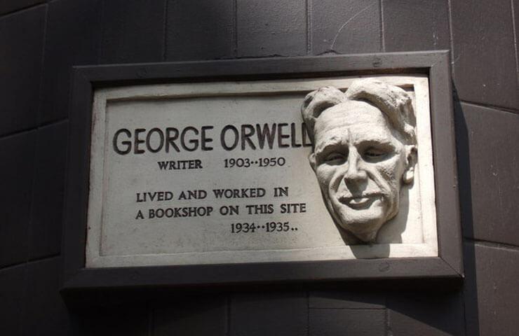 Biografía de George Orwell