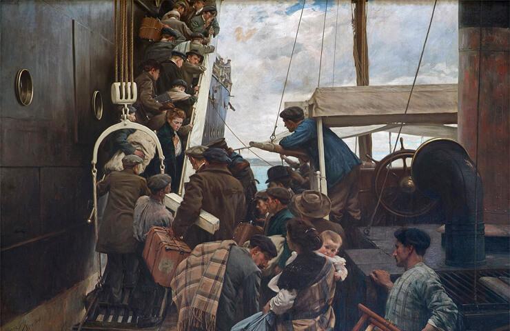 ¿Afectan realmente los inmigrantes a la economía de un país?