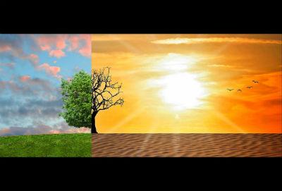Enfrentar el cambio climatico