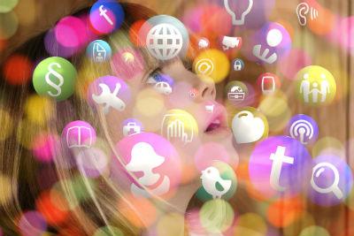 Jovenes y redes sociales