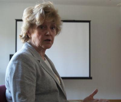 Soledad Becerril es la primera mujer ministra de la era democratica