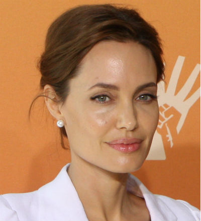 activista Angelina Jolie