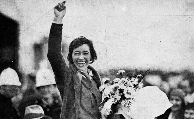 Biografia de Amy Johnson