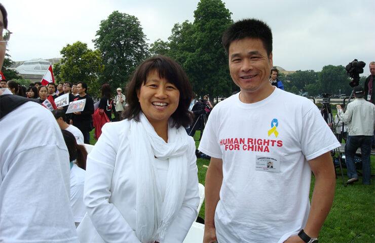 """Chai Ling: """"Realmente amo a mi Patria"""""""
