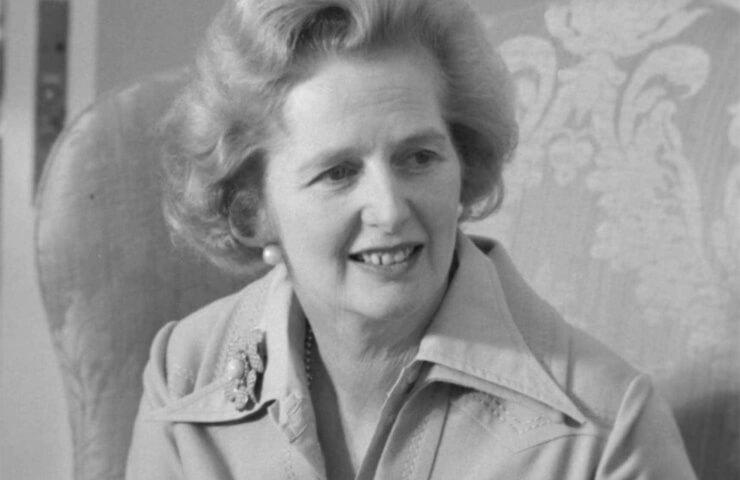 Conoce a Margaret Thatcher: La dama de hierro