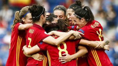 El deporte femenino en Espana
