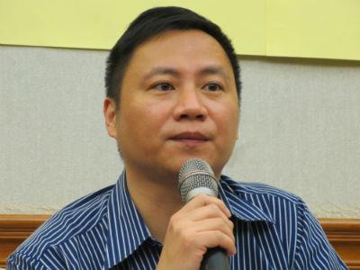El exilio de Wang Dan
