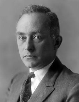 El matematico y fisico Max Born