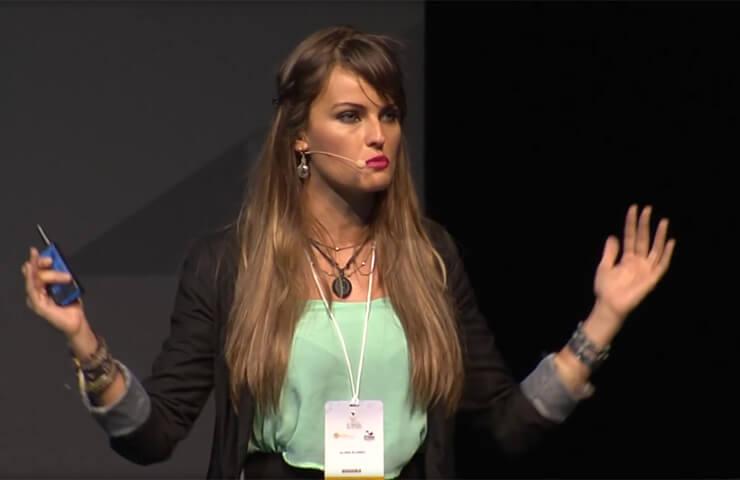 Gloria Álvarez, la guatemalteca en contra del populismo