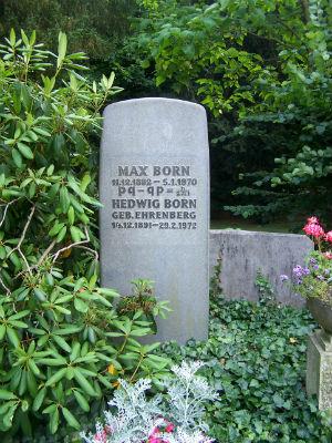 Lapida de Born