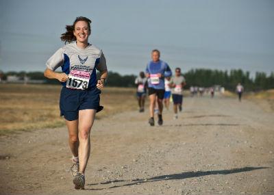 Las mujeres en los maratones