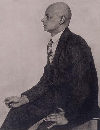 Oskar Schlemmer escuela Bauhaus