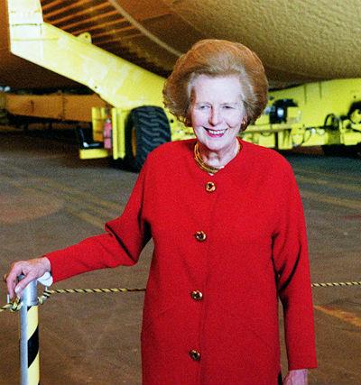 Tercer periodo de Margaret Thatcher
