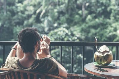 Turismo sosegado de contemplacion y de relax