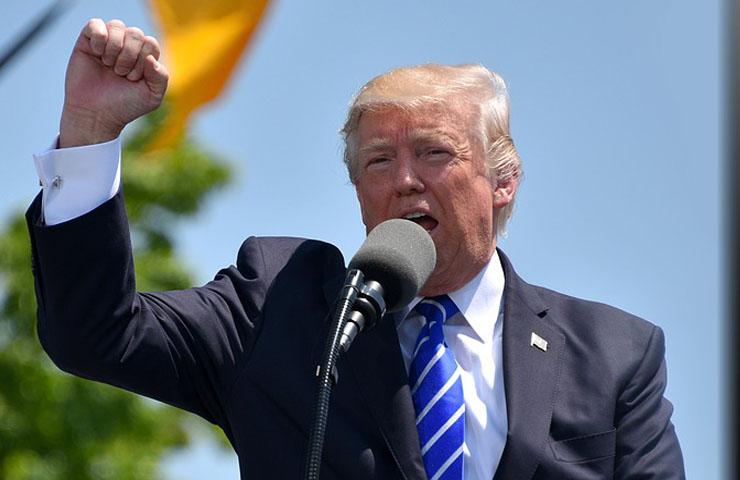 Donald Trump y el racismo