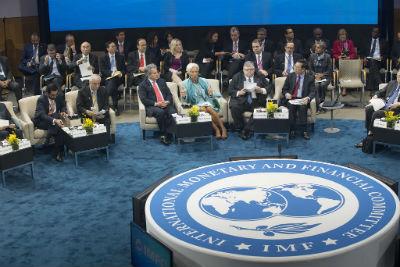 Funciones del Fondo Monetario Internacional