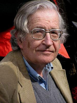 Vida y obra de Chomsky