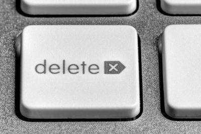 Derecho a la Supresión de los Datos Personales en internet