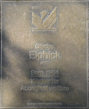 Vida y obra de de Gladys Elphick