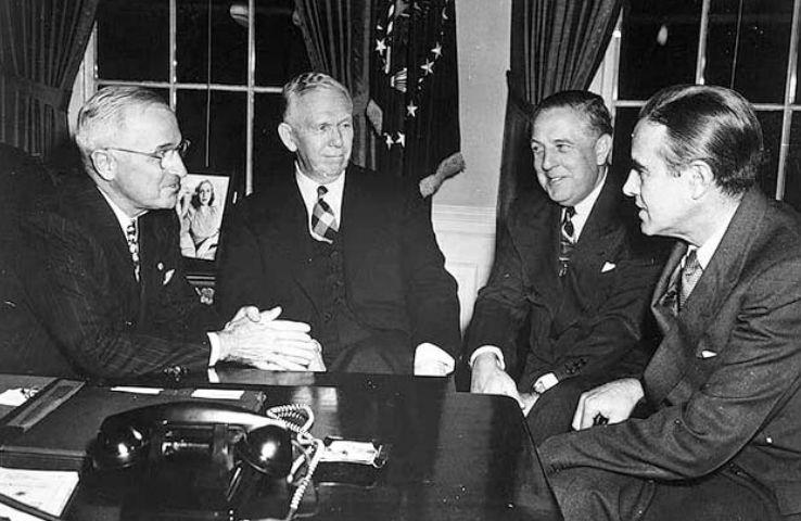 Qué fue el Plan Marshall