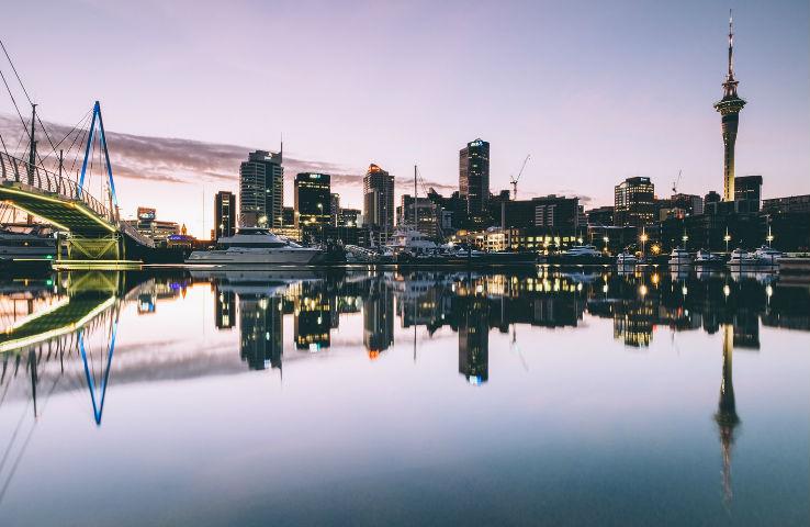 Conseguir el visado para visitar Nueva Zelanda