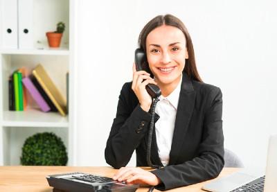 Pedir cita previa vía telefónica