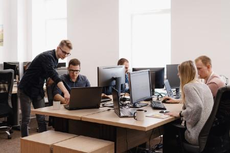 grupos profesionales en las empresas