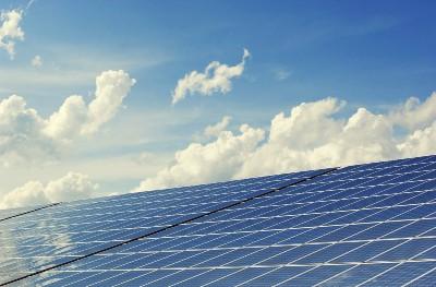 Panel de energia solar