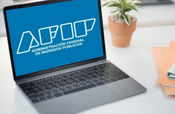ver aportes en línea página AFIP
